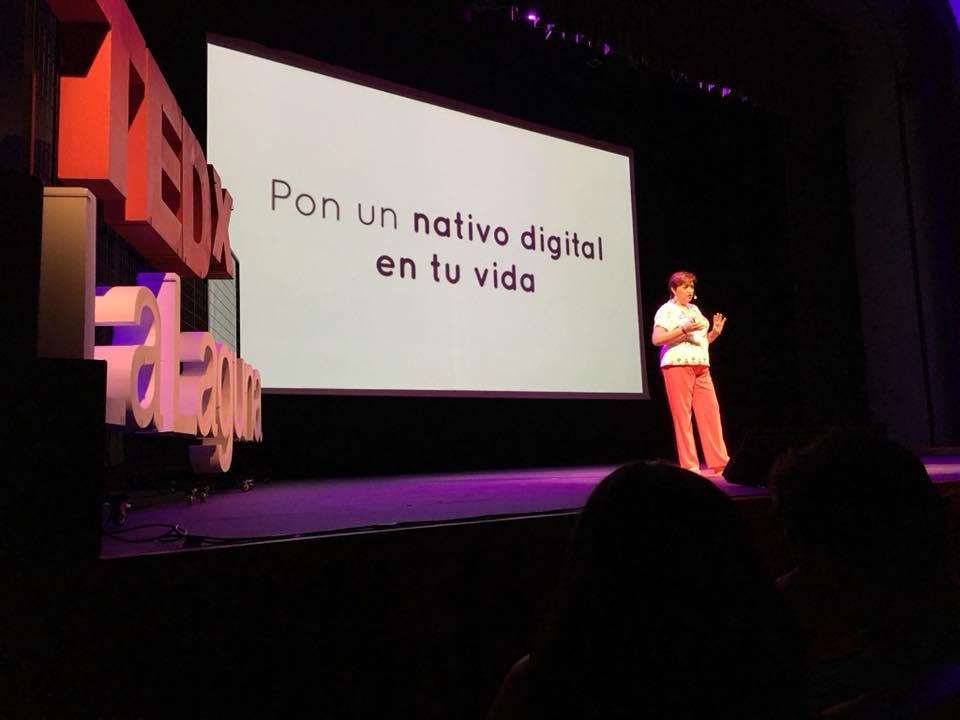 Ana Gallardo en TEDx La Laguna